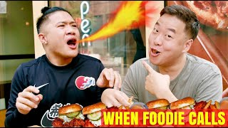 """*NEW SHOW* Tim & David Try Escape Rooms & Hot Chicken - """"When Foodie Calls"""" - Episode 1"""