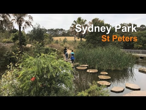 Sydney Park -St Peters