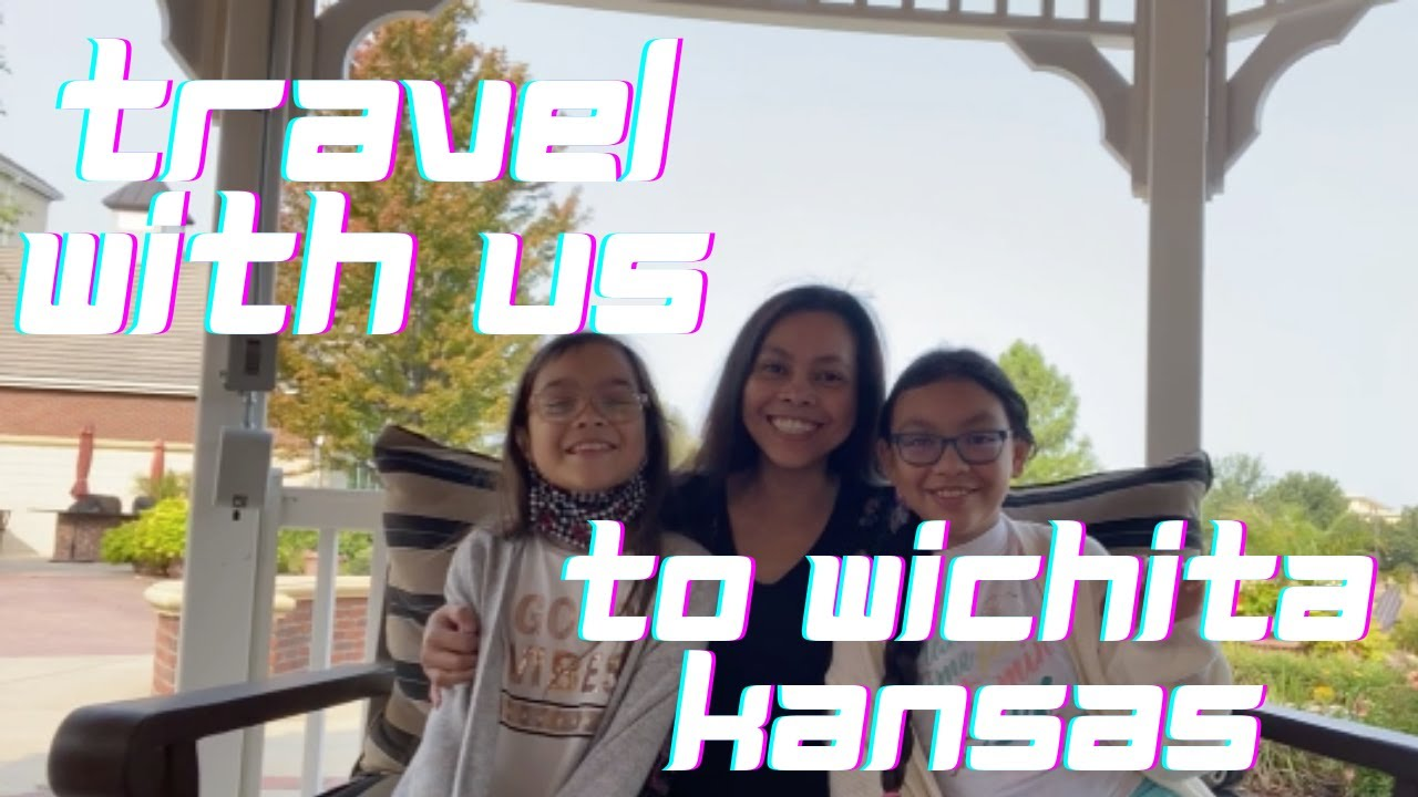We went to Wichita, Kansas for a day!
