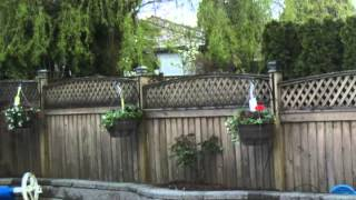 Fence Post Hanging Basket Hangers