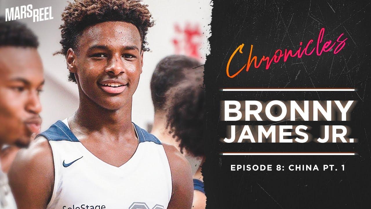 Download BRONNY JAMES JR.   EP. 08 PT. 1   Mars Reel Chronicles