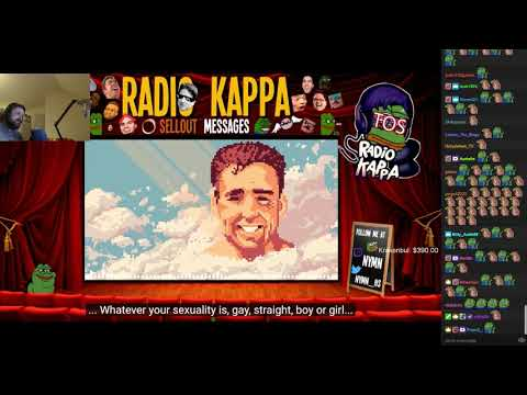Forsen reacts to Radio Kappa 15 (11+4) with live twitch chat!