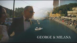 GEORGE & MILANA
