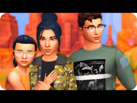THE SIGWORTHS | Sims 4 Townie Makeover thumbnail