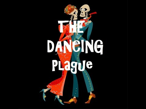 Black Cat Tango - The Dancing Plague  (Lyric Video)