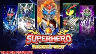 Superhero Sword - Legend Future Fight: Action RPG (Android)