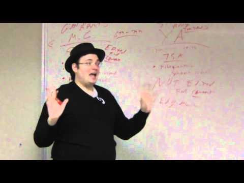 Brandon Sanderson Lecture 2: YA Genres (4/5)