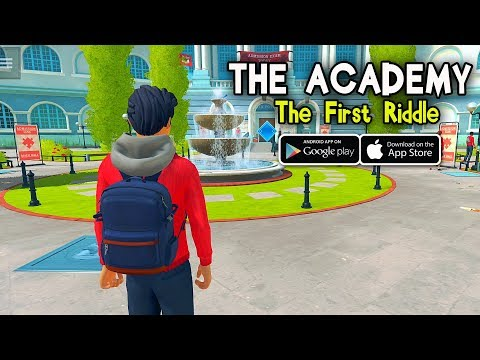 The Academy: The First Riddle - Offline Gameplay (Android/IOS ...