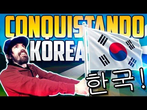CONQUISTANDO KOREA en DIRECTO! (Completo)