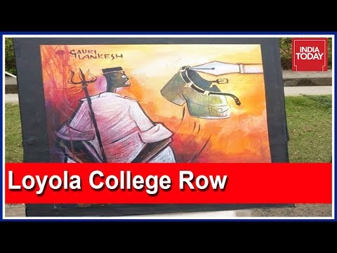 Dissent Or Insult? BJP Uproar Over Anti-Modi Art Exhibition In Chennai College