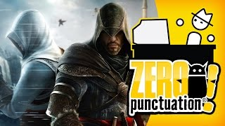 ASSASSIN'S CREED: REVELATIONS (Zero Punctuation) (Video Game Video Review)