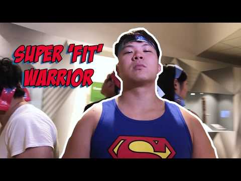 Which Super Warrior Are You?