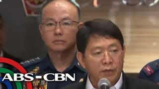 WATCH: Authorities present drugs seized in Manila | 13 June 2018