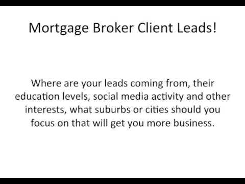 Own Mortgage Broker Lead Generation Website
