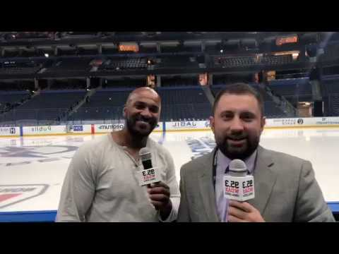 Sports Life With Jay Recher - Lightning/Blue Jackets Game 2 Audio, Video and Postgame Reaction