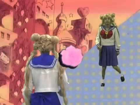 Le Generique De Sailor Moon Pour De Vrai