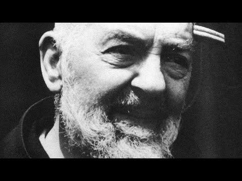 A paixão do Padre Pio de Pietrelcina