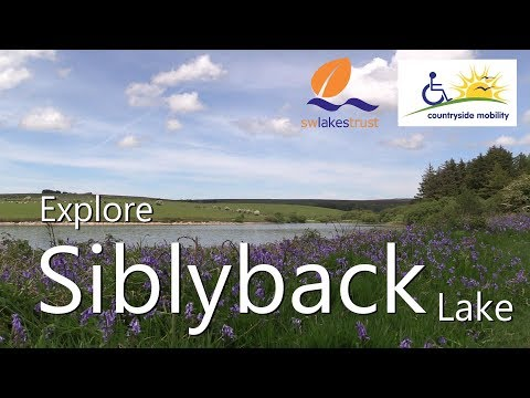 Explore Siblyback Lake With Countryside Mobility