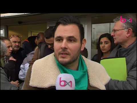 """Carrefour : 1233 emplois menacés en Belgique, """"un nouveau carnage social"""""""