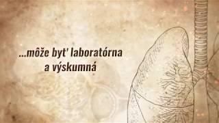 Motivačné video pre mladých pneumológov
