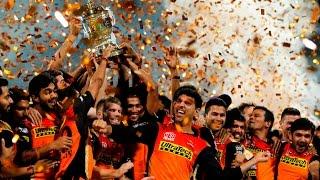 IPL 2016 final match highlights-RCB vs SRH-Final-IPL-David Warner 69-SRH won by 8 runs