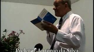 A  mente e sua força poderosa - Prel. Antonio da Silva - Seicho No Ie