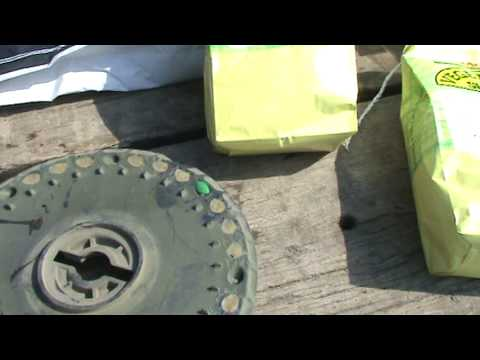 How Adapted Our Corn Planter Plates To Plant Pumpkins