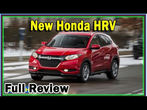HONDA HRV 2020 Review | Honda HRV Turbo 2020 - Review - Redesign - Specs - The 3.5-liter V6 engine