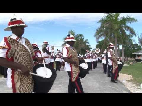 Military Funeral Bahamas
