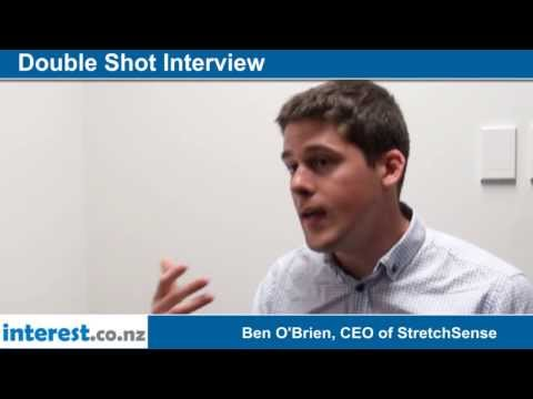 Double Shot with Ben O'Brien CEO of StretchSense