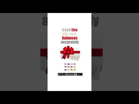 UK Gift Card Balance Check