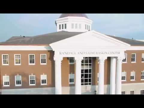 """Flight School""   aerial highlights of Belmont University"
