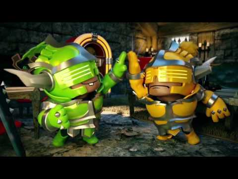 Super Dungeon Bros Official Launch Trailer | ESRB