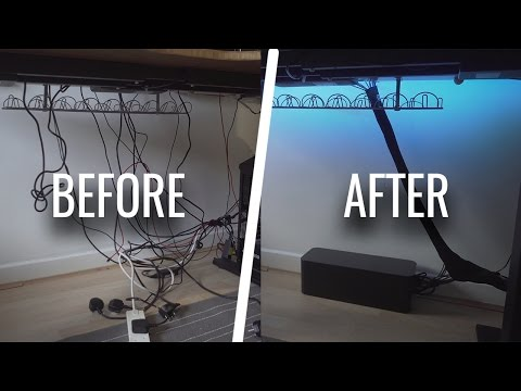 How To: Ultimate Cable Management Guide 2017