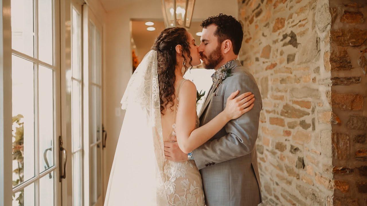 Intimate Wedding at Tusculum Farm