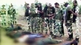 12 suspected naxals killed in encounter with police in Jharkhand