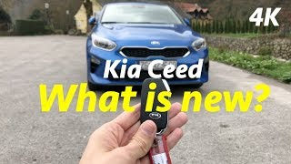 Kia Ceed 2019 FIRST in depth review in 4K - Hatchback and SW