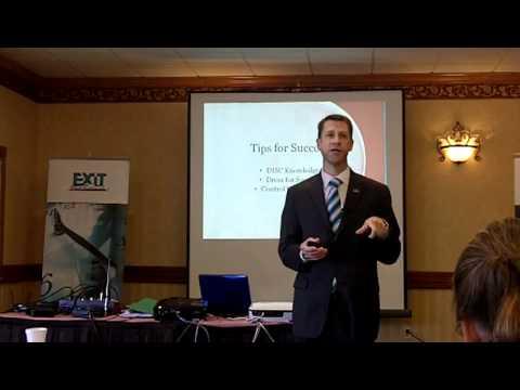 craig Witt at upstate new york exit realty 2012 april