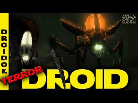 Terror Droid - Sok kicsi sokra megy? | Star Wars Akadémia