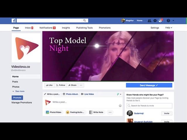(V1-OTO) TeaserVideo fashionshow FB Cover a