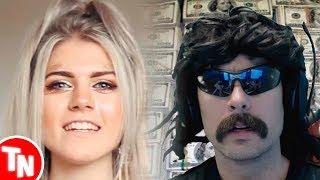 Marina Joyce voltou a ficar doida!? Streamer admite ter traido esposa