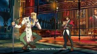 Guilty Gear Xrd SIGN All Arcade Cutscenes