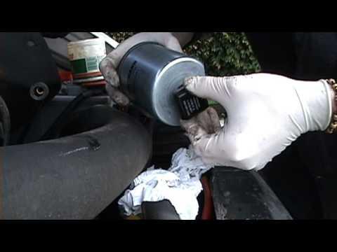 Mercedes Sprinter - How to Change Diesel Fuel Filter