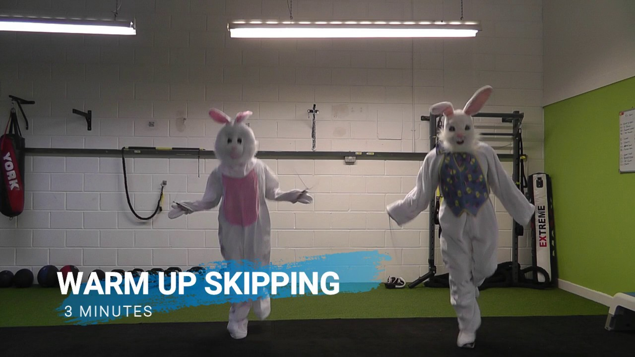 Easter Bunny Workout Video At Fit Body In 6 Fleet Hampshire Youtube