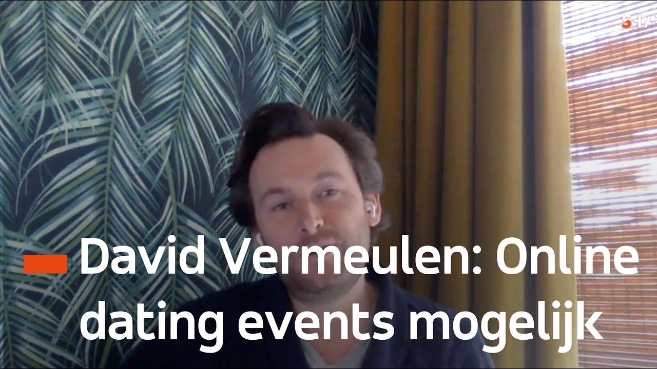 'Online dating events wel mogelijk' | David Vermeulen | Corona KeukenCast