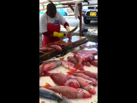 Fish Market, Georgetown, Grand Cayman