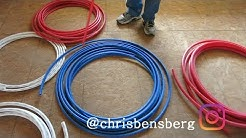 HOW TO INSTALL PEX PIPE - WHY PEX PIPE IS BETTER AND CHEAPER THAN COPPER PIPE