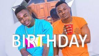 Aslay Ashindwa Jizuia Birthday ya Mbosso / Aibuka Ghafla / ni Surprise