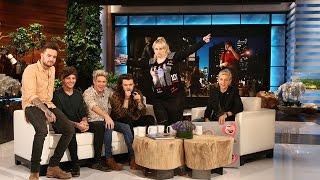 Ellen's Rebellious Surprise Guest