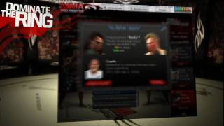 MMA Pro Fighter - Game on Facebook